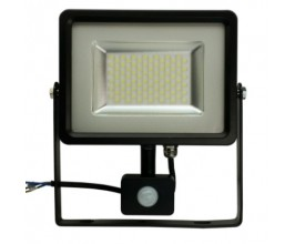 LED REFLEKTOR 50W SENZOR SMD