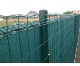 Tieniace siete  Tkanina na plot Obrubník - predelovač trávnika